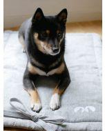 Inooko 犬用マット ライトグレー