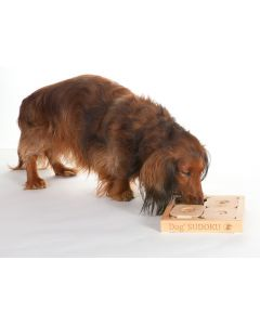 <Dog'SUDOKU>スライドパズル ベーシック ナチュラル