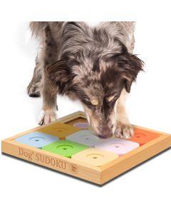 <Dog'SUDOKU>スライドパズル エキスパート カラフル